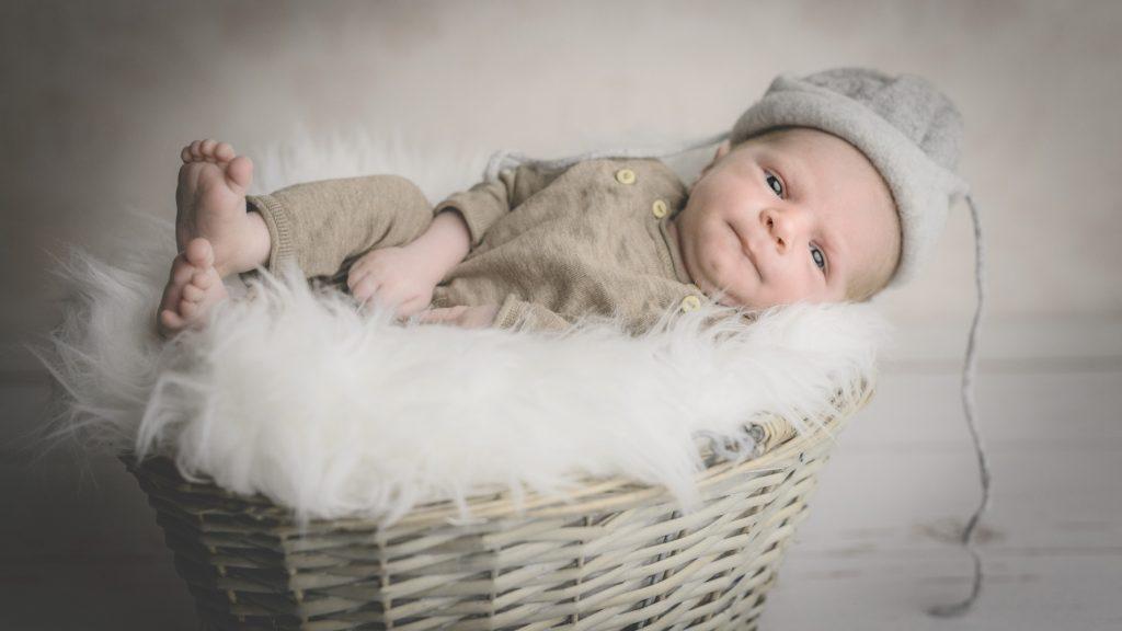 Babyfoto, Newborn, Fotograf-Salzburg, Hubert Auer, Studio-Fotowork, Fotostudio-Hallein